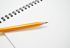 鉛筆ノート
